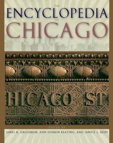 Encyclopedia Of Chicago