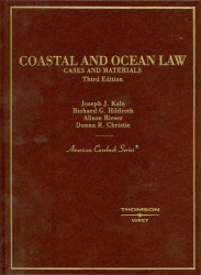 Coastal And Ocean Law