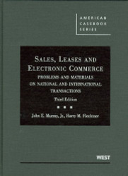 Sales Leases And Electronic Commerce