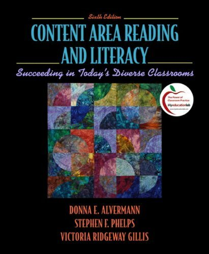 Content Area Reading And Literacy