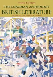 Longman Anthology Of British Literature Volume 2C