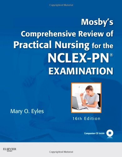 Mosby's Comprehensive Review of Practical Nursing for the NCLEX-PN