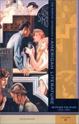 Norton Anthology Of American Literature Volume D