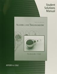 Student Solutions Manual For Trigonometry With Analytic Geometry -  Earl W Swokowski