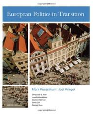 European Politics In Transition