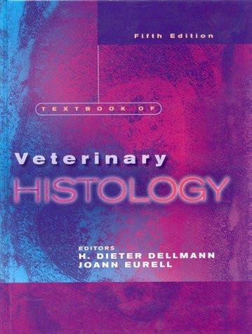 Textbook Of Veterinary Histology