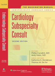 Washington Manual Cardiology Subspecialty Consult