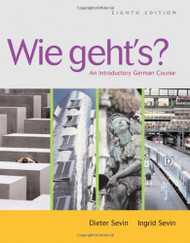 Wie Geht's?: An Introductory German Course
