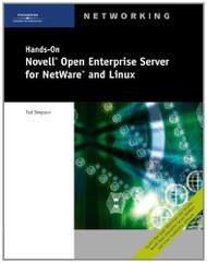 Hands-On Novell Open Enterprise Server For Netware And Linux