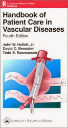 Handbook Of Patient Care In Vascular Diseases
