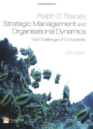 Strategic Management And Organizational Dynamics