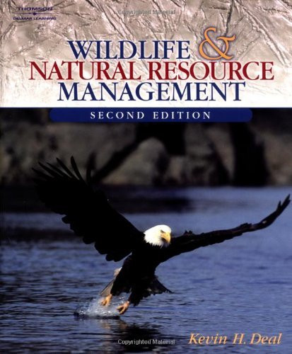 Wildlife And Natural Resource Management