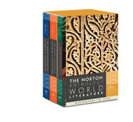 The Norton Anthology Of World Literature  Package 1: Vols. A B C