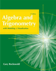 Algebra And Trigonometry With Modeling And Visualization