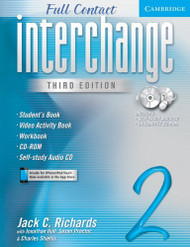 Interchange Full Contact 2 Student's Book With Audio Cd/Cd-Rom