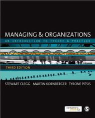 Managing And Organizations