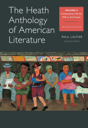 Heath Anthology Of American Literature Volume E