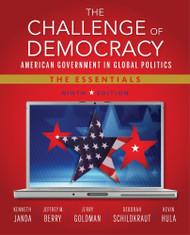 Challenge Of Democracy The Essentials