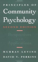 Principles Of Community Psychology