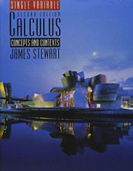 Single Variable Calculus Concepts And Contexts   by James Stewart