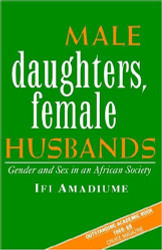 Male Daughters Female Husbands