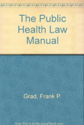 Public Health Law Manual