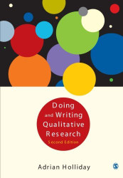 Doing And Writing Qualitative Research