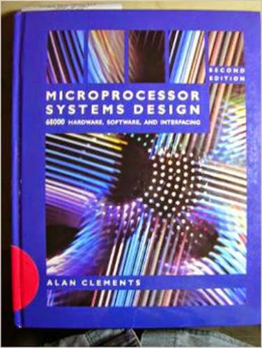 Microprocessor Systems Design