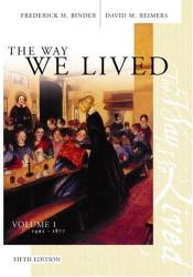 Way We Lived Volume 1
