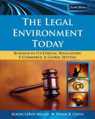 Legal Environment Today