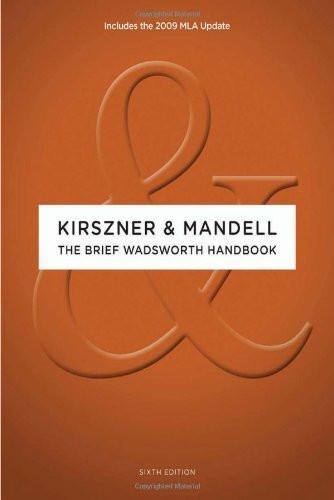 Brief Wadsworth Handbook