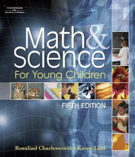 Math And Science For Young Children