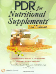 Pdr For Nutritional Supplements