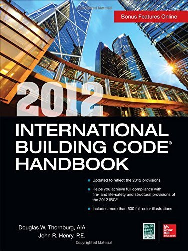 2012 International Building Code Handbook