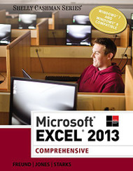Microsoft Excel 2013: Comprehensive