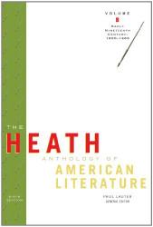 Heath Anthology Of American Literature Volume B