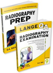 Lange Q& A For The Radiography Exam And Radiography Prep Val-Pack
