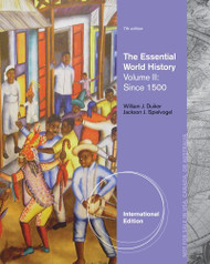 Essential World History Volume 2 Since 1500