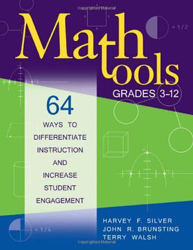 Math Tools Grades 3-12