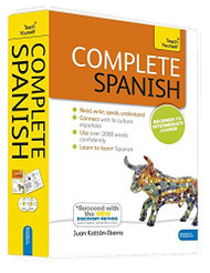 Complete Spanish A Teach Yourself Guide