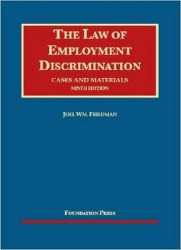 Law Of Employment Discrimination