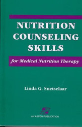 Nutrition Counseling Skills For The Nutrition Care Process