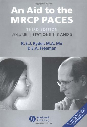 Aid To The Mrcp Paces Volume 1