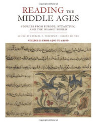 Reading The Middle Ages Volume 2