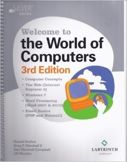 Welcome To The World Of Computers