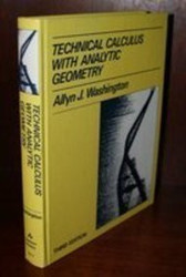 Technical Calculus With Analytic Geometry