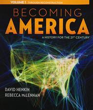 Becoming America Volume 1