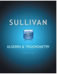 Sullivan Algebra And Trigonometry