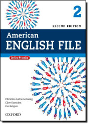 American English File 2 Studentbook