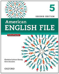 American English File 5 Student Book Pack